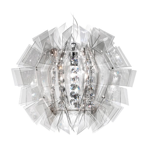 Stropní světlo Crazy Diamond Fume