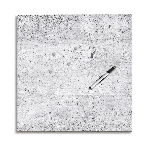 Magnetická tabule 6295, 50x50 cm