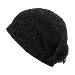 Černá čepice Lavaii Taida