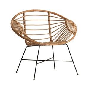 Ratanová židle VICAL HOME Singe