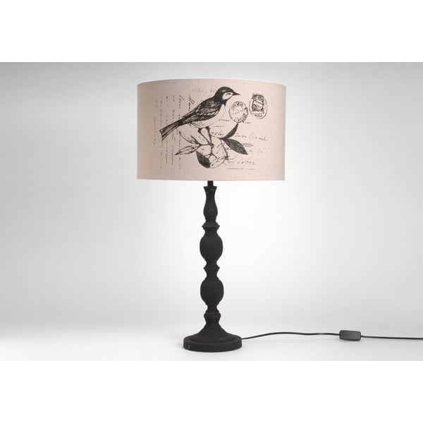 Stolní lampa Reading Bird