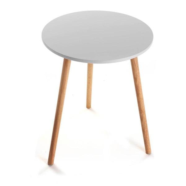Odkládací stolek Versa Auxiliary Grey, 38 cm