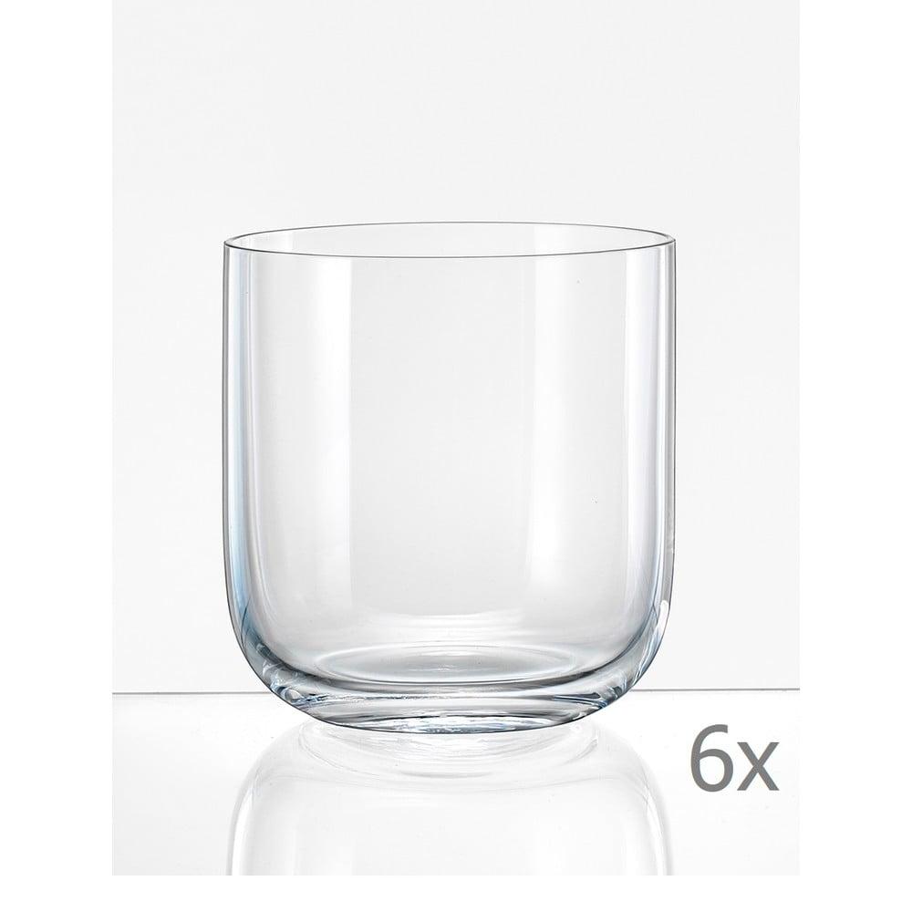 Sada 6 sklenic na whisky Crystalex Uma, 330 ml