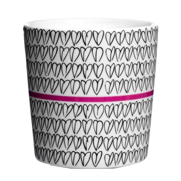 Hrnek Heart Mug Pink