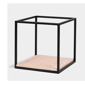 Modul úložného systému s dřevěnou policí noo.ma Folbi