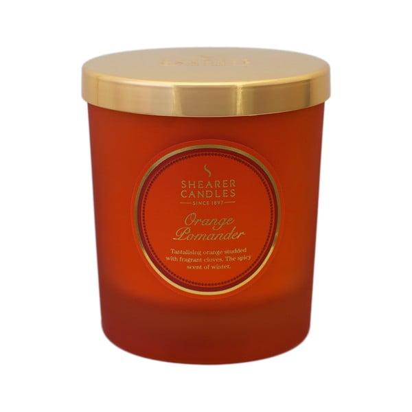 Vonná svíčka Shearer Candle, kořeněný pomeranč