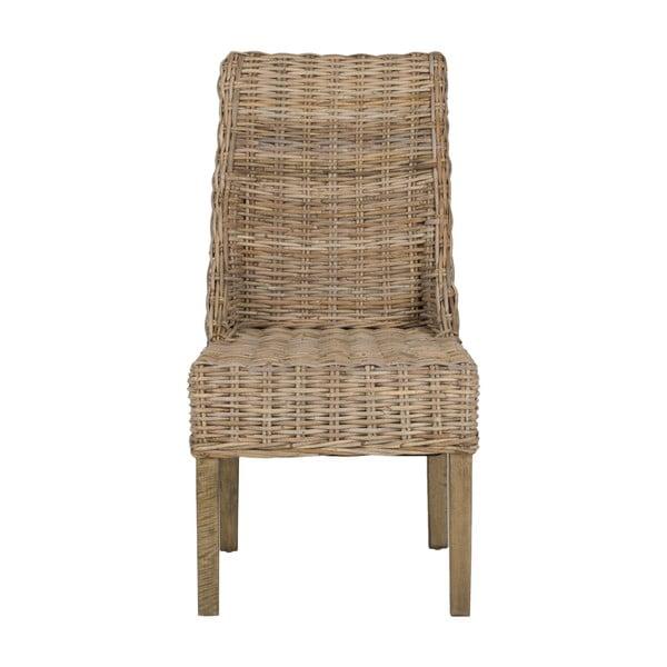 Sada 2 ratanových židlí Safavieh Suncoast