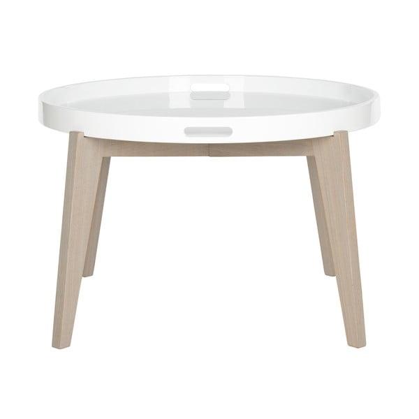 Konferenční stolek se světlými nohami Safavieh Echo