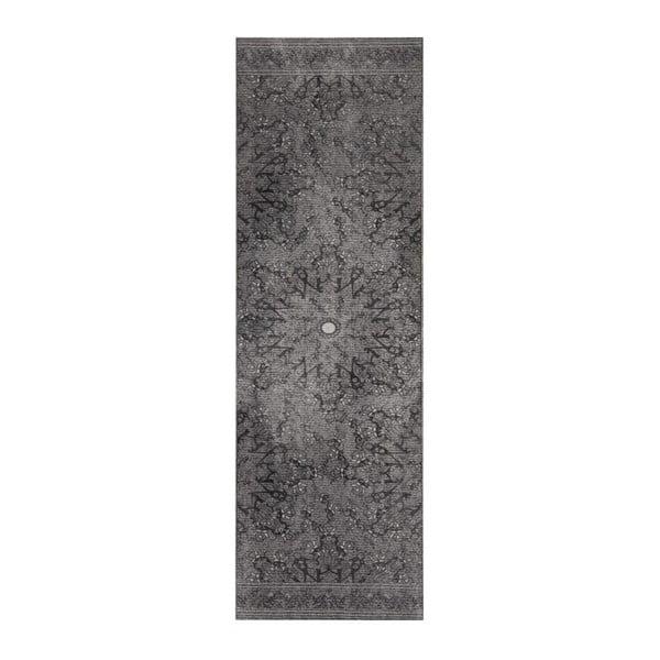 Hnědý běhoun Hanse Home Cook & Clean Harwey, 60x180cm