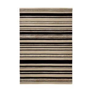 Koberec Barcode Black White, 140x200 cm