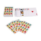 Hrací karty v plechové krabičce Rex London Poppy
