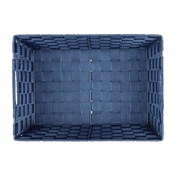 Coș Wenko Adria, 25,5 x 35 cm, albastru închis