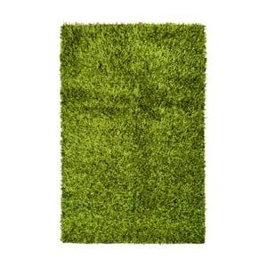 Koberec Damru Green, 70x140 cm