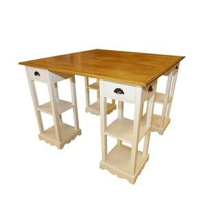 Stůl Coquille
