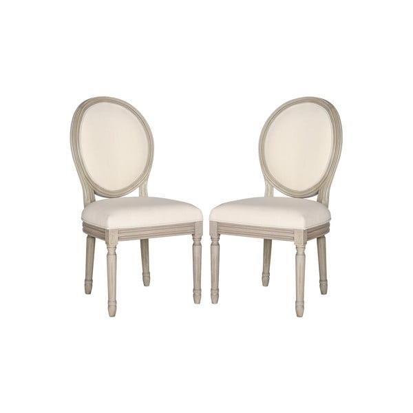 Sada 2 židlí Safavieh Verta