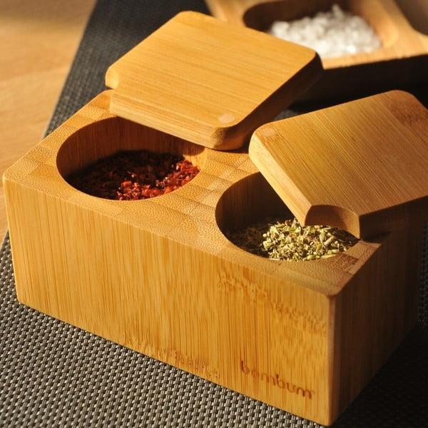 Bambusová miska na koření Nuga