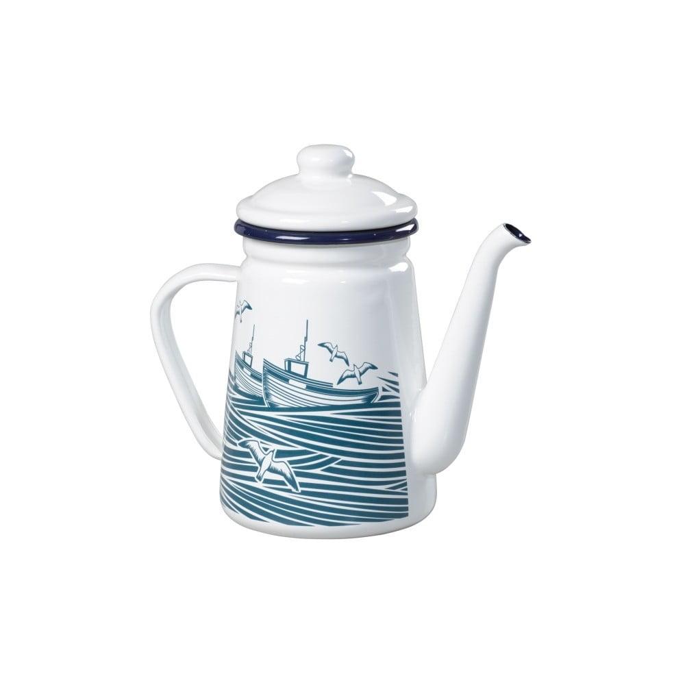 Smaltovaná konvice na kávu Mini Moderns Whitby, 950 ml