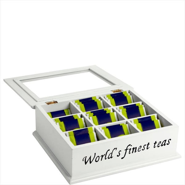 Úložný box na čaj Butlers Campagne