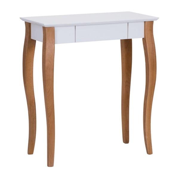 Lillo fehér íróasztal, hossza 65 cm - Ragaba