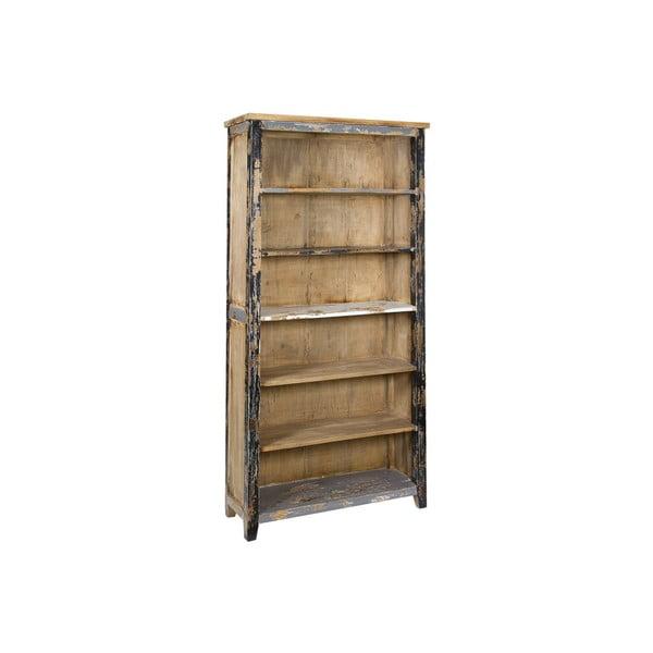 Knihovna ze dřeva mindi Santiago Pons Vintage