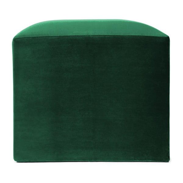 Smaragdově zelený puf Vivonita Kim