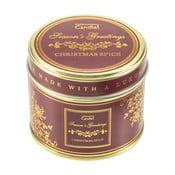 Svíčka v plechovce Christmas Spice, 32 hodin hoření