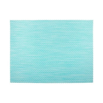 Suport pentru farfurie Tiseco Home Studio Melange Triangle, 30x45cm, albastru de la Tiseco Home Studio