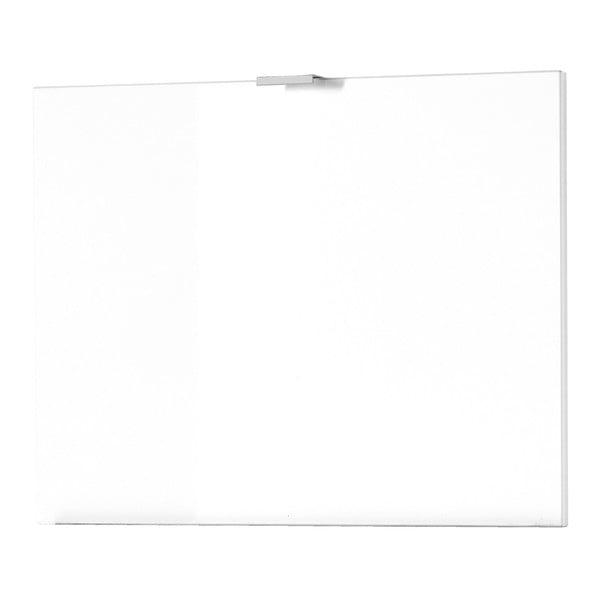 Botník v přírodní barvě s bílými zásuvkami Germania Colorado, výška 132cm