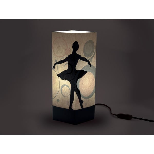 Stolní lampa W-Lamp Classic Dancer