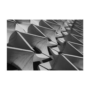 Fotografie Chemnitz, limitovaná edice fotografa Petra Hricka, formát A1