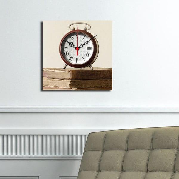 Obrazové hodiny Budík