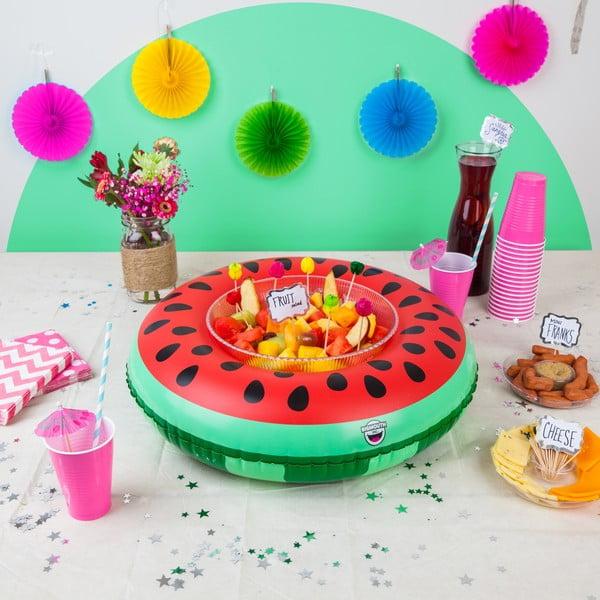 Nafukovací kruh na občerstvení ve tvaru melounu Big Mouth Inc.
