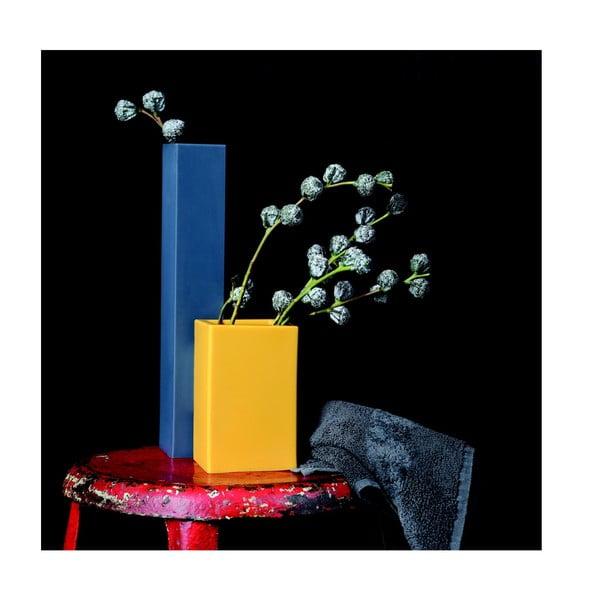 Nerozbitná váza Ivasi Medium, žlutá