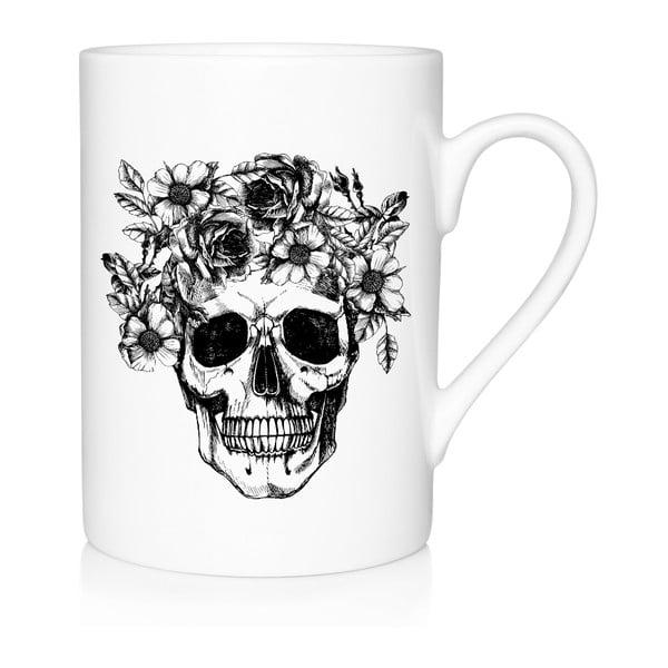 Porcelánový hrnek We Love Home Skull, 300 ml