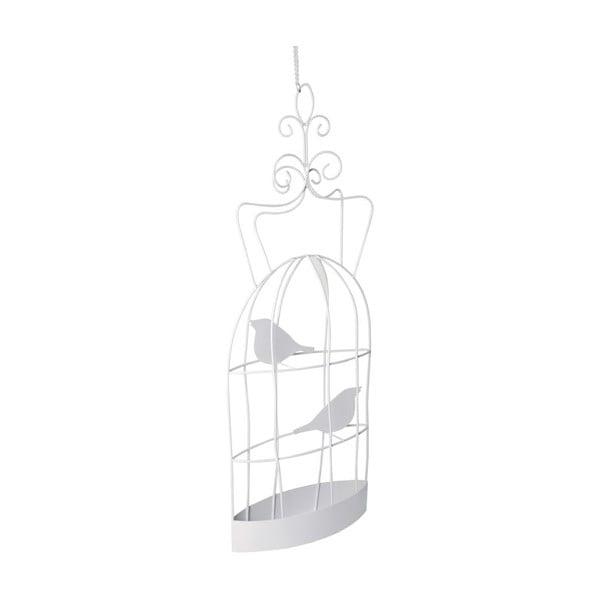 Dekorativní závěsná klec Two Birds