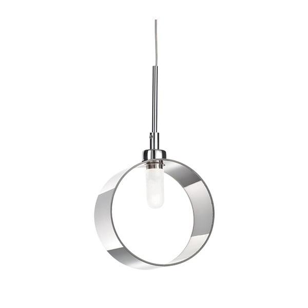 Závěsné svítidlo Evergreen Lights Modern Circle Chrome