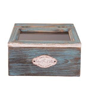 Dřevěný úložný box Clayre&Eef Panduro
