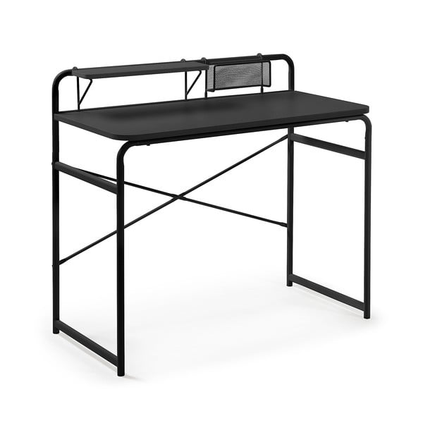 Foreman fekete íróasztal - La Forma