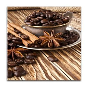 Tablou Styler Glasspik Coffee, 30 x 30 cm de la Styler
