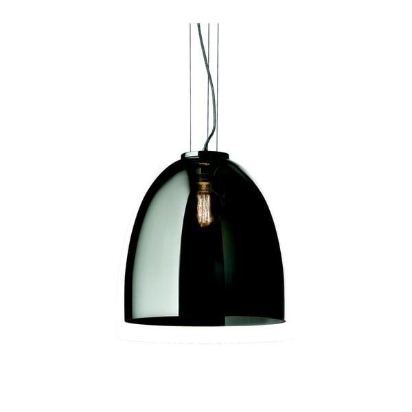 Černé závěsné svítidlo Evergreen Lights Peron