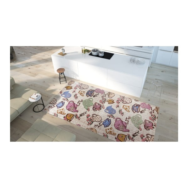 Odolný koberec Vitaus Philange,120x180cm