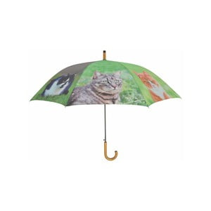 Deštník s potiskem kočky Ego Dekor, ⌀ 120 cm