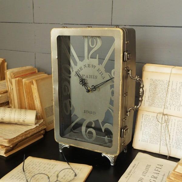 Stolní hodiny Orchidea Milano Antique