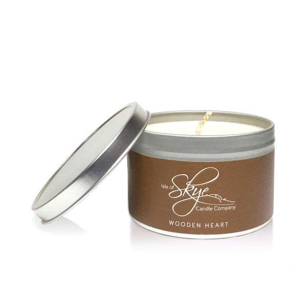 Svíčka s vůní tea tree, cedrového dřeva a pomeranče Skye Candles Container, délkahoření30hodin