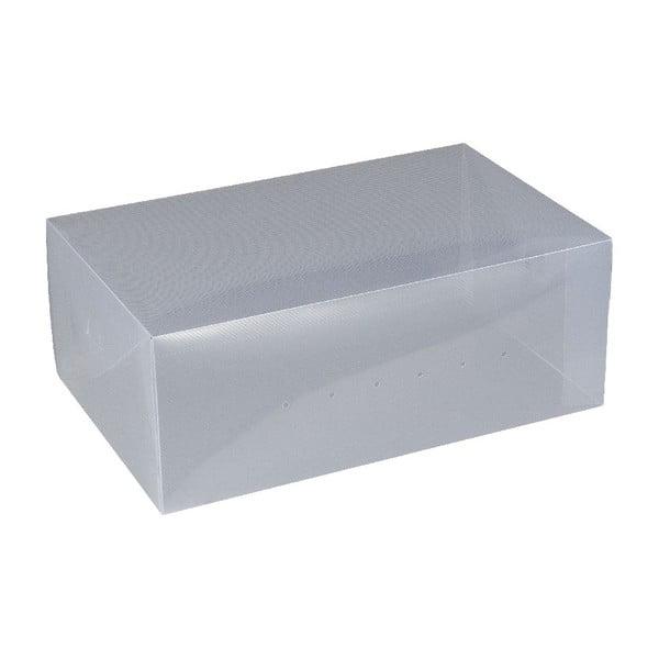 Set 2 úložných boxů na boty Wenko Pack