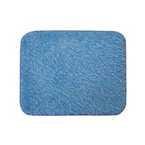 Koupelnová předložka 50x60 cm, modrá