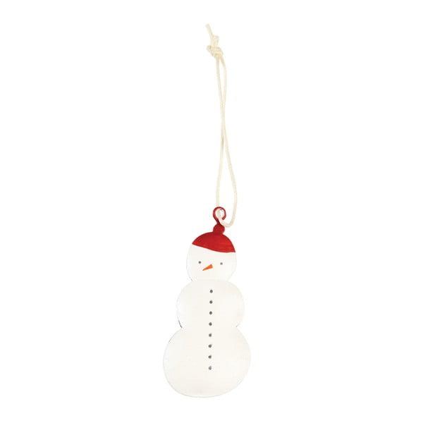 Snowman karácsonyi dekoráció - Rex London