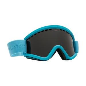 Pánské lyžařské brýle Electric EGV Light Blue - Jet Black, vel. M