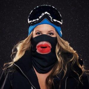 Mască de schi, Beardo Kiss Lips