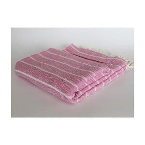 Peshtamal Gocek Pink, 100x175 cm
